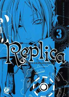 Copertina REPLICA (m4) n.3 - REPLICA, GP PUBLISHING
