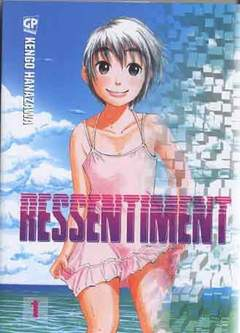 Copertina RESSENTIMENT (m4) n.1 - RESSENTIMENT, GP PUBLISHING