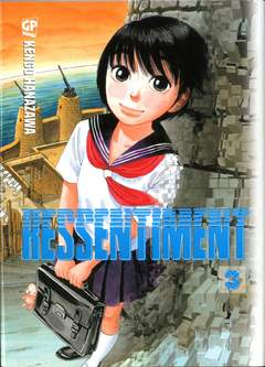 Copertina RESSENTIMENT (m4) n.3 - RESSENTIMENT, GP PUBLISHING