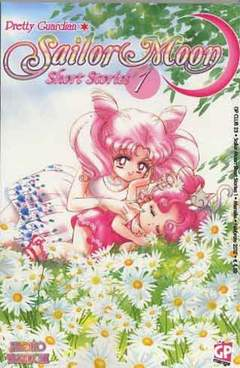 Copertina SAILOR MOON SHORT STORIES (m2) n.1 - SAILOR MOON SHORT STORIES, GP PUBLISHING