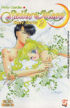 Copertina SAILOR MOON SHORT STORIES (m2) n.2 - SAILOR MOON SHORT STORIES, GP PUBLISHING