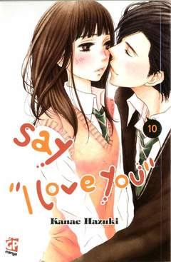 Copertina SAY I LOVE YOU n.10 - SAY I LOVE YOU 10, GP PUBLISHING