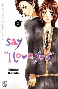 Copertina SAY I LOVE YOU n.2 - GP GENERATION, GP PUBLISHING