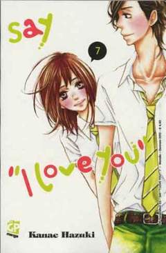 Copertina SAY I LOVE YOU n.7 - SAY I LOVE YOU, GP PUBLISHING
