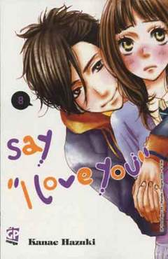 "Copertina SAY I LOVE YOU n.8 - SAY ""I LOVE YOU"", GP PUBLISHING"