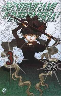 Copertina SHINIGAMI IN INFERMERIA (m10) n.3 - UNO SHINIGAMI IN INFERMERIA!, GP PUBLISHING