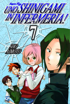 Copertina SHINIGAMI IN INFERMERIA (m10) n.7 - UNO SHINIGAMI IN INFERMERIA, GP PUBLISHING