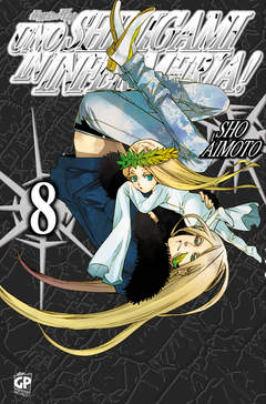 Copertina SHINIGAMI IN INFERMERIA (m10) n.8 - UNO SHINIGAMI IN INFERMERIA!, GP PUBLISHING