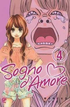 Copertina SOGNO D'AMORE (m10) n.4 - SOGNO D'AMORE, GP PUBLISHING