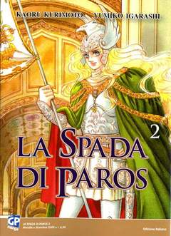Copertina SPADA DI PAROS (m2) n.2 - LA SPADA DI PAROS, GP PUBLISHING