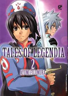 Copertina TALES OF LEGENDIA (m6) n.2 - TALES OF LEGENDIA, GP PUBLISHING