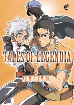 Copertina TALES OF LEGENDIA (m6) n.3 - TALES OF LEGENDIA, GP PUBLISHING