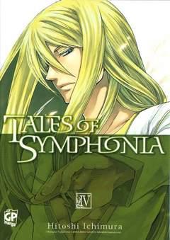 Copertina TALES OF SYMPHONIA (m5) n.4 - TALES OF SYMPHONIA, GP PUBLISHING