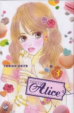 Copertina TOKYO ALICE n.3 - TOKYO ALICE, GP PUBLISHING