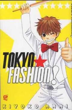 Copertina TOKYO FASHION n. - TOKYO FASHION, GP PUBLISHING