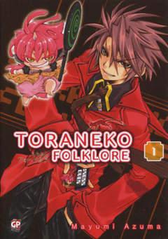 Copertina TORANEKO FOLKLORE (m5) n.1 - TORANEKO FOLKLORE, GP PUBLISHING