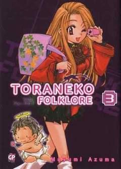 Copertina TORANEKO FOLKLORE (m5) n.3 - TORANEKO FOLKLORE, GP PUBLISHING