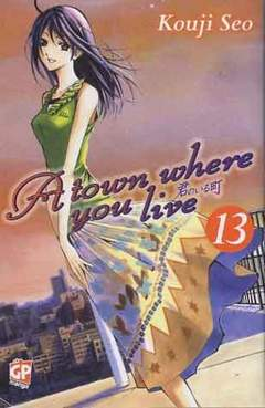 Copertina TOWN WHERE YOU LIVE (m27) n.13 - A TOWN WHERE YOU LIVE, GP PUBLISHING