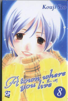 Copertina TOWN WHERE YOU LIVE (m27) n.8 - A TOWN WHERE YOU LIVE, GP PUBLISHING