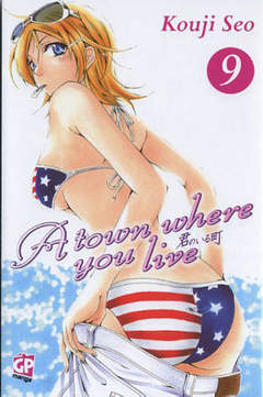 Copertina TOWN WHERE YOU LIVE (m27) n.9 - A TOWN WHERE YOU LIVE, GP PUBLISHING
