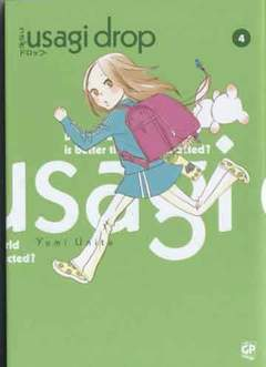 Copertina USAGI DROP (m10) n.4 - USAGI DROP, GP PUBLISHING