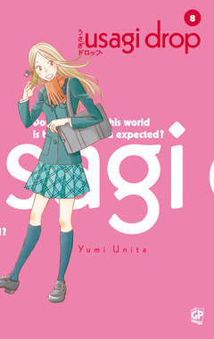 Copertina USAGI DROP (m10) n.8 - USAGI DROP, GP PUBLISHING