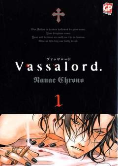 Copertina VASSALORD (m7) n.1 - VASSALORD, GP PUBLISHING