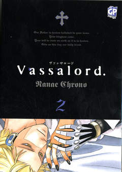 Copertina VASSALORD (m7) n.2 - VASSALORD, GP PUBLISHING