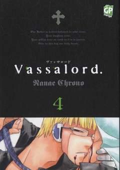 Copertina VASSALORD (m7) n.4 - VASSALORD , GP PUBLISHING