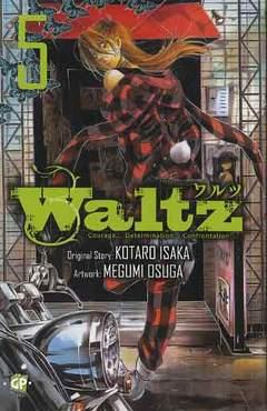 Copertina WALTZ (m6) n.5 - WALTZ, GP PUBLISHING