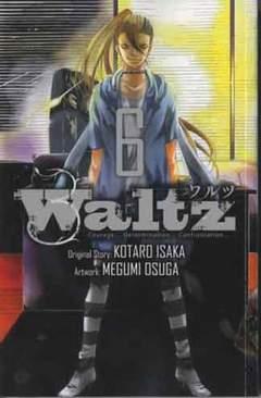Copertina WALTZ (m6) n.6 - WALTZ, GP PUBLISHING