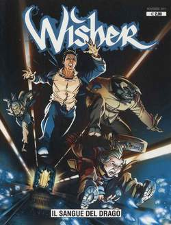 Copertina WISHER n.1 - WISHER, GP PUBLISHING