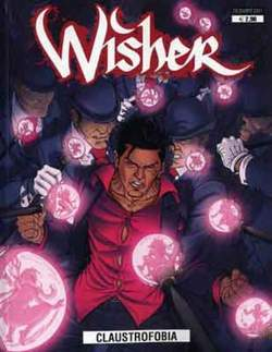 Copertina WISHER n.2 - WISHER, GP PUBLISHING