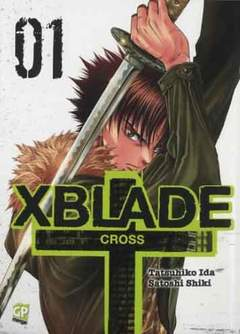 Copertina XBLADE CROSS (m8) n.1 - XBLADE CROSS, GP PUBLISHING