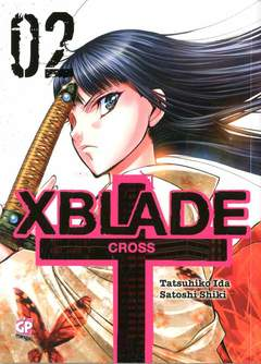 Copertina XBLADE CROSS (m8) n.2 - XBLADE CROSS, GP PUBLISHING