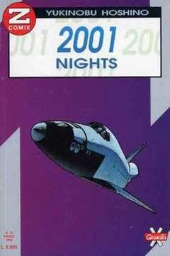 Copertina 2001 NIGHTS n.0 - 2001 NIGHTS serie completa da 1 a 6, GRANATA PRESS