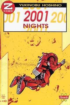 Copertina 2001 NIGHTS n.2 - 2001 NIGHTS, GRANATA PRESS