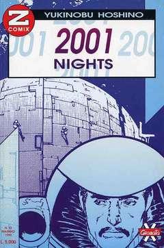 Copertina 2001 NIGHTS n.3 - 2001 NIGHTS, GRANATA PRESS