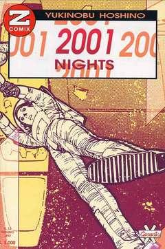 Copertina 2001 NIGHTS n.4 - 2001 NIGHTS, GRANATA PRESS