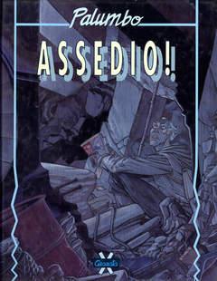 Copertina ASSEDIO n. - ASSEDIO, GRANATA PRESS