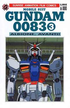 GRANATA PRESS - GUNDAM 0083