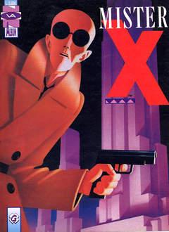 GRANATA PRESS - MISTER X