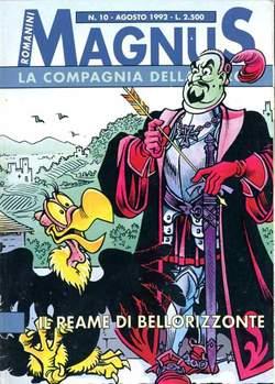 Copertina SCHEGGE n.10 - IL REAME DI BELLORIZZONTE, GRANATA PRESS