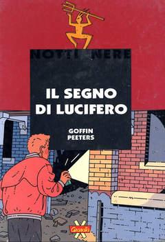Copertina SEGNO DI LUCIFERO n. - IL SEGNO DI LUCIFERO, GRANATA PRESS