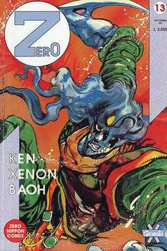 Copertina ZERO n.13 - ZERO                        13, GRANATA PRESS