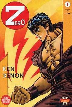 Copertina ZERO n.0 - ZERO serie completa da 1 a 39, GRANATA PRESS