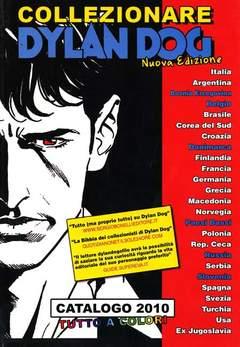 Copertina COLLEZIONARE DYLAN DOG 2010 n.2 - 2010 Cartonato numerato + CARTOLINA, GRAPHICOMP