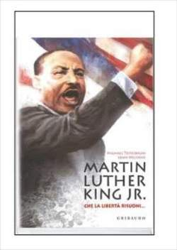 Copertina MARTIN LUTHER KING JR. n. - MARTIN LUTHER KING JR, GRIBAUDO