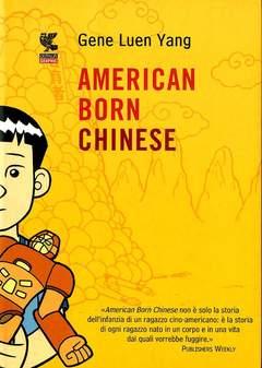 Copertina AMERICAN BORN CHINESE n. - AMERICAN BORN CHINESE, GUANDA