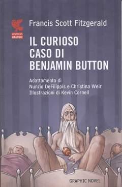 Copertina CURIOSO CASO DI BENJAMIN BUTTON n. - IL CURIOSO CASO DI BENJAMIN BUTTON, GUANDA